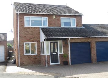 Thumbnail 4 bed property for sale in Castel Way, Folksworth, Peterborough