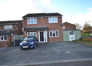 Thumbnail 4 bedroom detached house to rent in Albury Gardens, Calcot, Reading