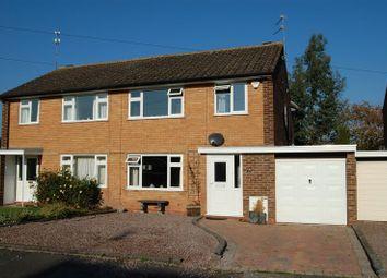 Thumbnail 3 bed semi-detached house for sale in Fair Lawn, Abrighton, Wolverhampton