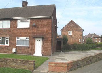 Thumbnail 2 bed semi-detached house to rent in Brinkburn Avenue, Mayfield Glade, Cramlington
