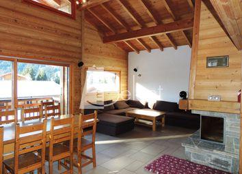 Thumbnail 5 bed chalet for sale in Les Gets, Les Gets, Taninges, Bonneville, Haute-Savoie, Rhône-Alpes, France