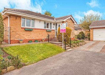 Thumbnail 3 bed detached bungalow for sale in Leith Court, Thornhill, Dewsbury