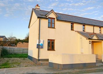 Thumbnail 2 bed semi-detached house to rent in South Street, Sheepwash, Beaworthy