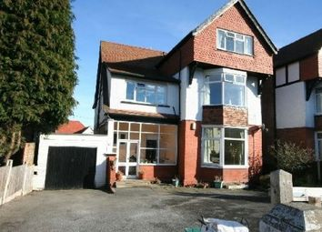 Thumbnail 7 bed detached house for sale in Conway Road, Colwyn Bay, Conwy