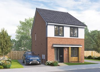 """Thumbnail 3 bed detached house for sale in """"The Lorton"""" at Vigo Lane, Chester Le Street"""