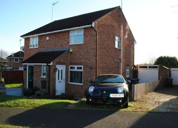 Thumbnail 2 bedroom semi-detached house for sale in Redland Drive, Kingsthorpe, Northampton
