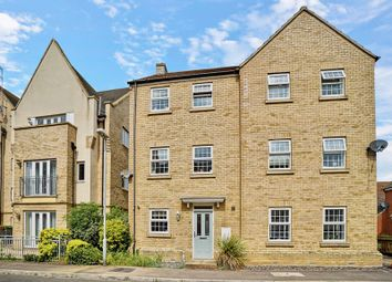 Thumbnail 4 bedroom town house for sale in Bevington Way, Eynesbury, St. Neots