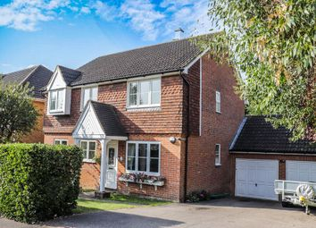 Brasted Court, Strood, Rochester ME2. 4 bed detached house
