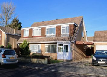 Thumbnail 3 bed semi-detached house for sale in Pine Close, Street