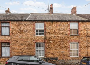 Thumbnail 2 bed terraced house for sale in High Street, Northampton