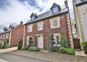 Thumbnail 6 bed detached house for sale in Croesonen Gardens, Abergavenny