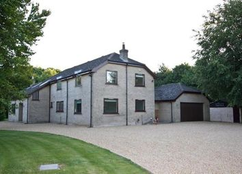 Thumbnail 4 bedroom detached house to rent in Manor Farm, Fowlmere, Herts
