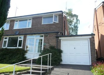Thumbnail 3 bed semi-detached house to rent in Hallamshire Road, Sheffield