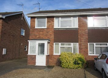 Thumbnail 3 bed semi-detached house to rent in Annes Close, King's Lynn