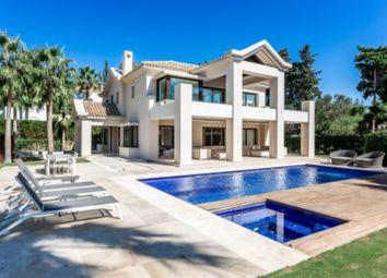 Thumbnail 7 bed villa for sale in Golden Mile, Marbella Area, Costa Del Sol
