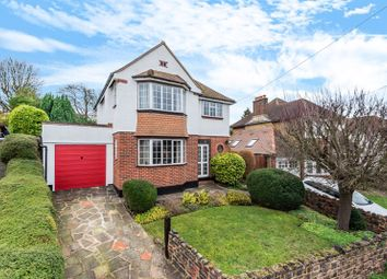 Harbury Road, Carshalton SM5. 3 bed detached house for sale