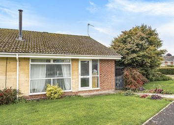 Thumbnail 2 bed semi-detached bungalow for sale in Wylye Road, Warminster