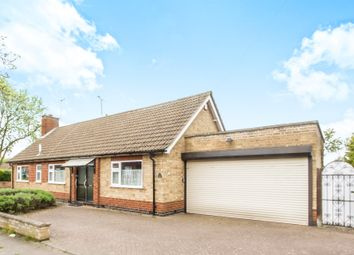 Thumbnail 3 bedroom detached bungalow for sale in Susan Avenue, Leicester