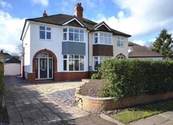 Thumbnail 3 bed semi-detached house for sale in Howard Place, Newcastle-Under-Lyme
