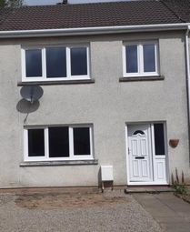 Thumbnail 3 bed terraced house to rent in Sidlaw Place, Coupar Angus, Blairgowrie
