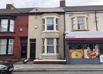 Thumbnail 4 bedroom terraced house for sale in 60 Hawthorne Road, Bootle, Merseyside