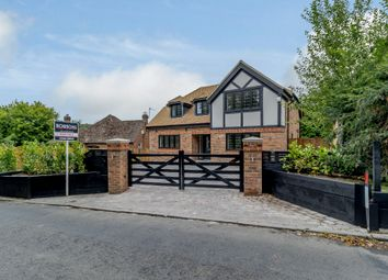 Thumbnail 3 bed detached house for sale in Solesbridge Lane, Chorleywood, Rickmansworth