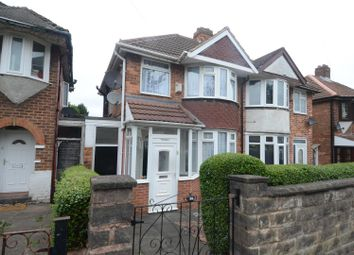 Thumbnail 3 bed semi-detached house for sale in Harts Road, Alum Rock, Birmingham