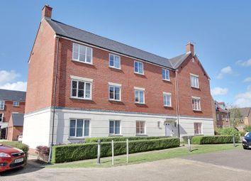 Thumbnail 2 bed flat for sale in Blease Close, Staverton, Trowbridge