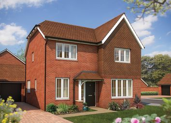 "Thumbnail 4 bed detached house for sale in ""The Aspen"" at Horebeech Lane, Horam, Heathfield"