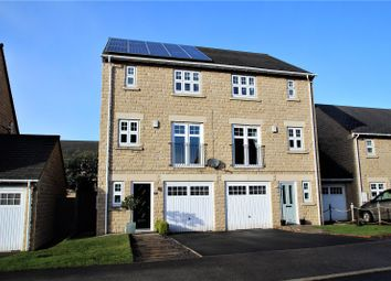 Thumbnail 4 bed town house for sale in Maydal Drive, Woolley Grange, Barnsley