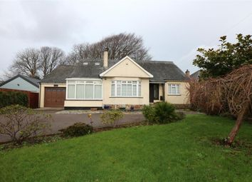 Thumbnail 4 bed detached bungalow for sale in Pendarves Road, Camborne, Cornwall