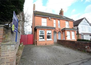 Thumbnail 3 bed semi-detached house for sale in Rectory Road, Farnborough, Hampshire