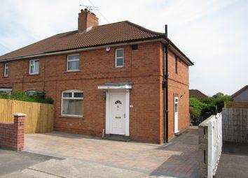 Thumbnail Semi-detached house for sale in Throgmorton Road, Knowle, Bristol