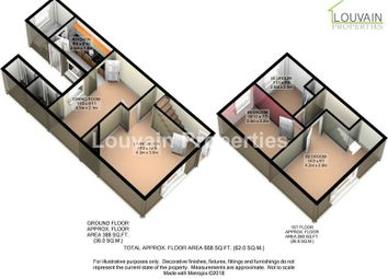 Thumbnail 3 bed terraced house for sale in Letchworth Road, Ebbw Vale, Blaenau Gwent.