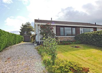 Thumbnail 2 bed semi-detached bungalow for sale in 72 Braeside Park, Balloch, Inverness