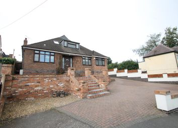 Thumbnail 5 bed detached bungalow for sale in Little Brum, Grendon, Atherstone