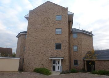Thumbnail 1 bed flat to rent in Alice Bell Close, Cambridge