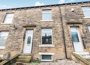 Thumbnail 2 bed terraced house to rent in Carlton House Terrace, Halifax