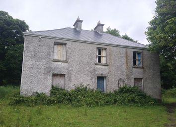 Thumbnail 4 bed detached house for sale in Kilnamarve House, Kilbracken, Carrigallen, Leitrim