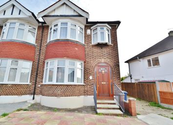 Thumbnail 3 bed end terrace house for sale in Brunswick Park Road, New Southgate