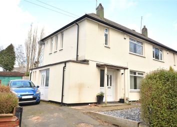Thumbnail 3 bed semi-detached house for sale in Lingfield Road, Leeds, West Yorkshire