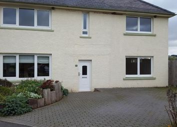 Thumbnail 4 bed semi-detached house to rent in Heriot Field, Oxton, Lauder