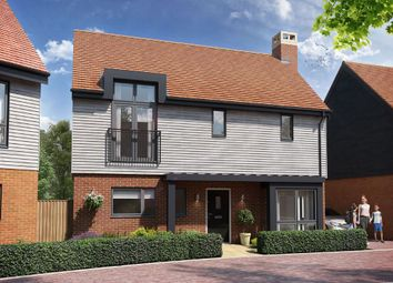 Thumbnail 3 bed detached house for sale in Chilmington Gate, Chilmington Avenue, Ashford