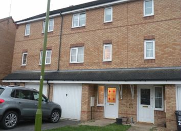 Thumbnail 3 bed terraced house to rent in Gorseway, Hatfield