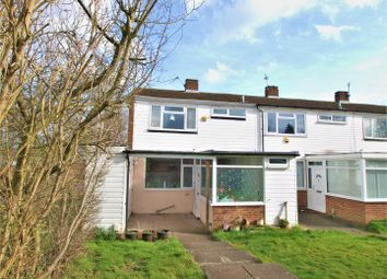 Thumbnail 3 bed end terrace house to rent in Stanstead Close, Bromley