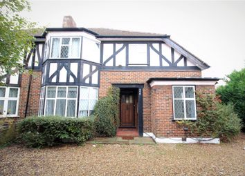 Thumbnail 4 bed semi-detached house for sale in Malden Road, Worcester Park