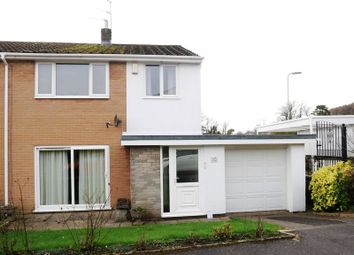 Thumbnail 3 bedroom semi-detached house for sale in Forest Hills Drive, Forest Hills, Talbot Green