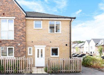 Thumbnail 3 bed end terrace house for sale in Eddleston Way, Tilehurst, Reading