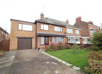 Thumbnail 4 bed semi-detached house for sale in St. Annes Road, Bridlington, East Yorkshire