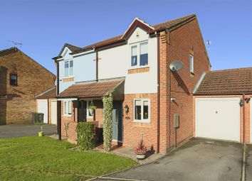 Thumbnail 2 bed semi-detached house for sale in Lawrence Avenue, Colwick, Nottinghamshire